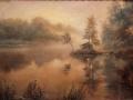 """""""Рассвет на Затейливом озере"""""""
