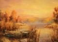 Осень на Суходольском озере