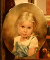 Портрет малышки
