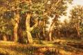 50 оттенков леса