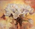 """Белые тюльпаны"""