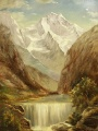 """""""Водопад в горах"""""""